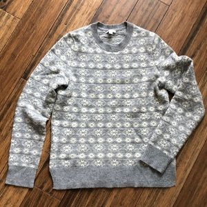 Gap Fair Isle Sweater